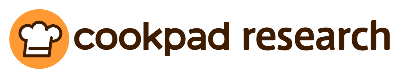 Cookpad Research